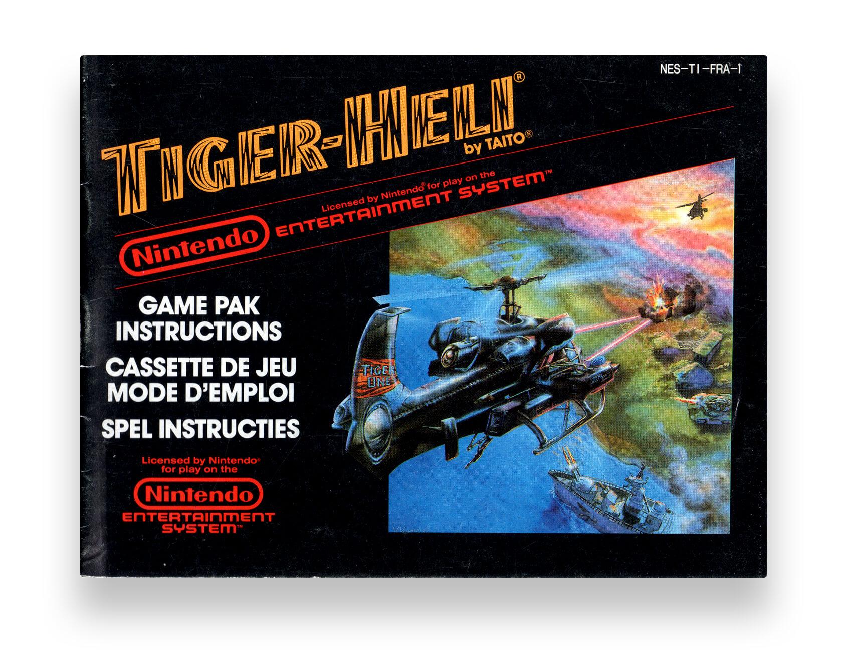 Tiger-Heli
