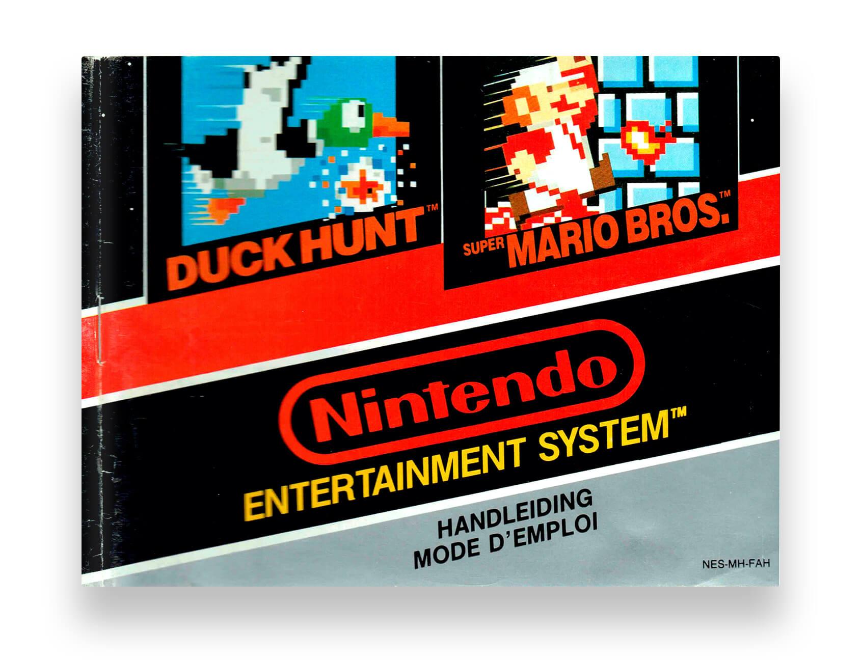 Duck Hunt / Super Mario Bros