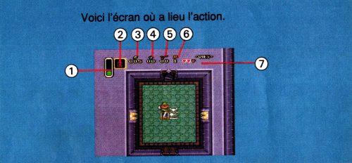 Preparatif-Ecran-Principal-Legend-Of-Zelda-Link-to-the-Past_SNES_Nintendo_Notipix
