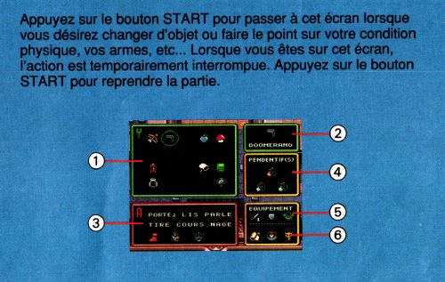 Preparatif-Sous-Ecran-Legend-Of-Zelda-Link-to-the-Past_SNES_Nintendo_Notipix